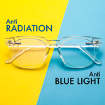 Adults Blue Light Blocking Computer Reading Gaming Glasses