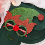 2 Pcs Funny Christmas Costume Party Eyewears