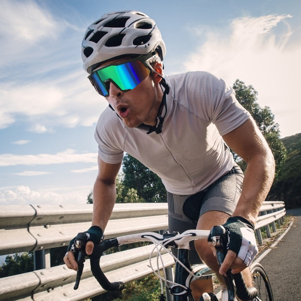 Men's Cycling Sports Glasses-Crosscountry