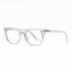 Adults Blue Light Blocking Computer Reading Gaming Glasses-Clear Crystal