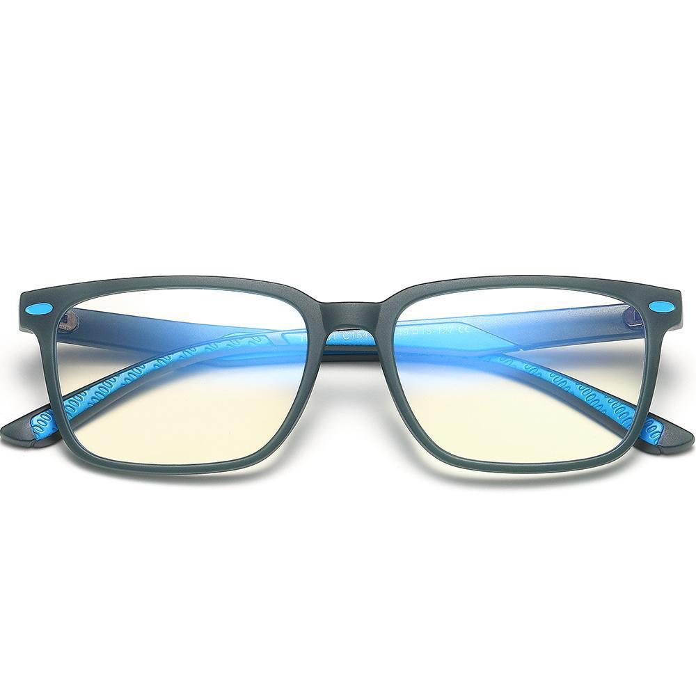 Angle - Kids Blue Light Blocking Computer Reading Gaming Glasses