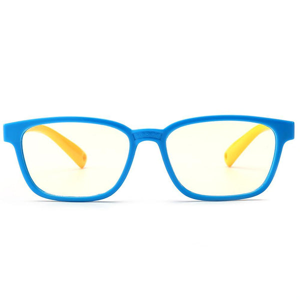 Candy - (Age 3-6)Kids Blue Light Blocking Computer Reading Gaming Glasses - Blue