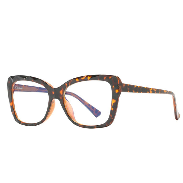 Hope - Fashion Blue Light Blocking Computer Reading Gaming Glasses - Tortoise Shell