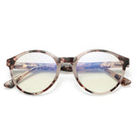 Foresee - Fashion Blue Light Blocking Computer Reading Gaming Glasses - Tortoise Shell
