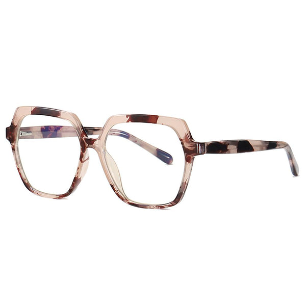 Believe - Fashion Blue Light Blocking Computer Reading Gaming Glasses - Tortoise Shell