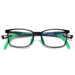 Clever - (Age 5-13)Children Non-slip Blue Light Blocking Glasses-Black