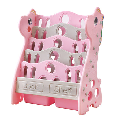 Bo Peep 4 In 1 Pink Kids Bookshelf