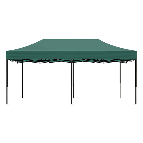 Mountview 3x6M Pop Up Outdoor Gazebo Folding Tent Party Marquee Shade Canopy