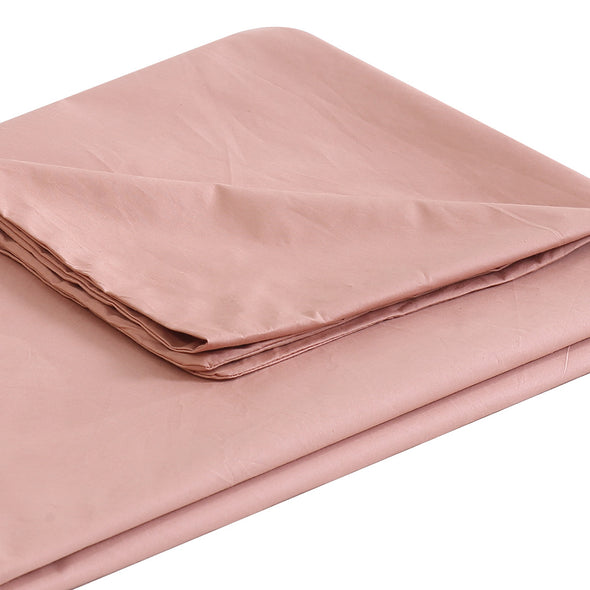 Dusty Pink King 10kgs Weighted Blanket