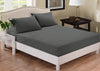 Park Avenue 1000 Thread count Cotton Blend Combo Sets King Charcoal