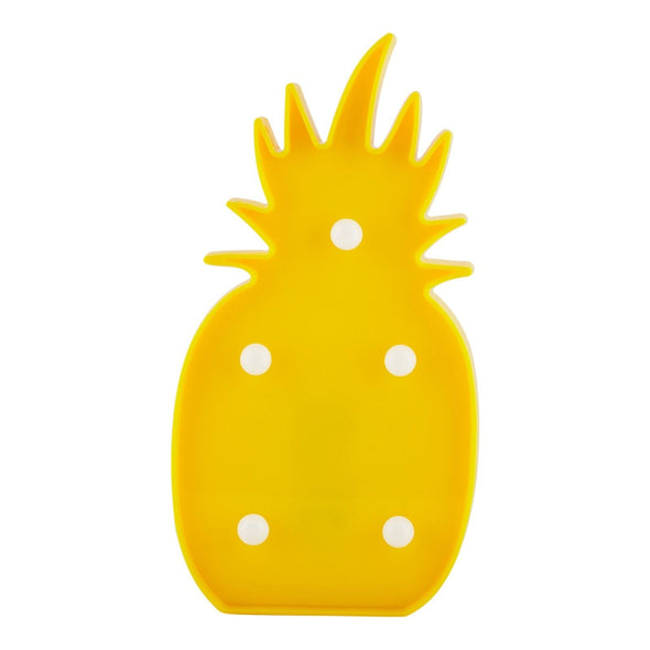 Milano Battery Powered Pineapple Night Light