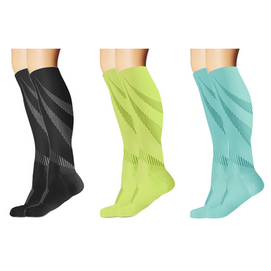 Compression Socks (Set of 3 pairs)
