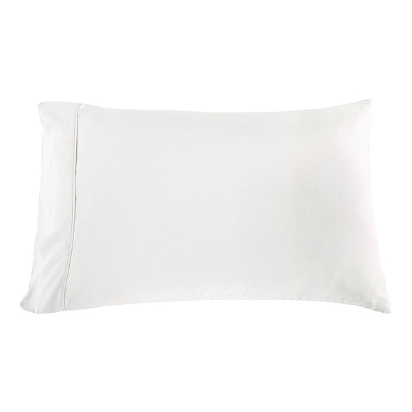 Royal Comfort Blended Bamboo Sheet Set White - Double