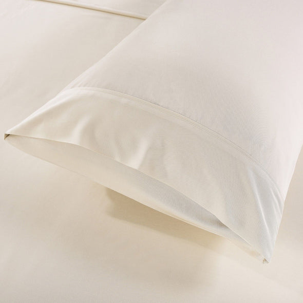 Royal Comfort Blended Bamboo Sheet Set Dark Ivory - Queen
