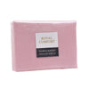 Royal Comfort Bamboo Blended Sheet Set Blush - King