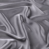 Pure Silk Pillow Case by Royal Comfort-Charcoal
