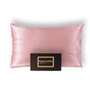 Pure Silk Pillow Case By Royal Comfort-Blush