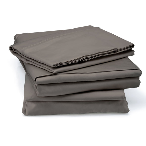 Royal Comfort 1000 TC Cotton Blend sheet sets Queen - Charcoal