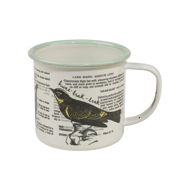 Rob Ryan - Enamel Mug