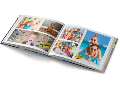 A4 Hard Cover Photobooks