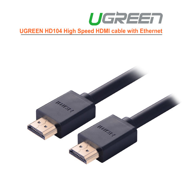 UGREEN Full Copper High Speed HDMI Cable with Ethernet 3M (10108)