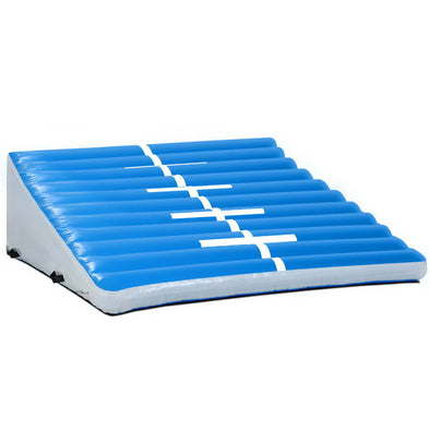 Everfit 2X2X0.6M Airtrack Inflatable Air Track Ramp Incline Mat Floor Gymnastics
