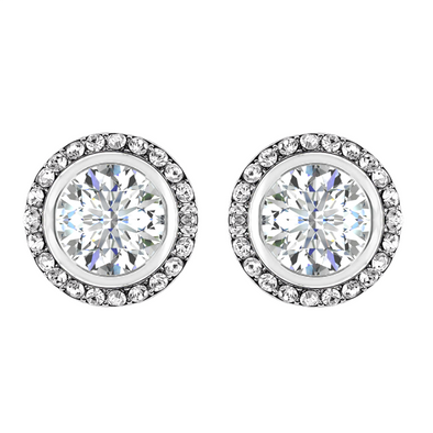 OROBELLE Angelic Earrings featuring SWAROVSKI ® Crystals