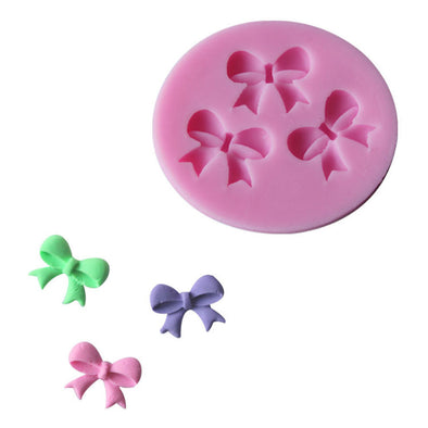 3D Silicone Baking Mould