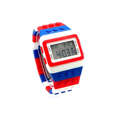 Cool Retro-Inspired Lego Digital Watch