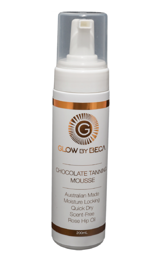 Chocolate Tanning Mousse 200ml