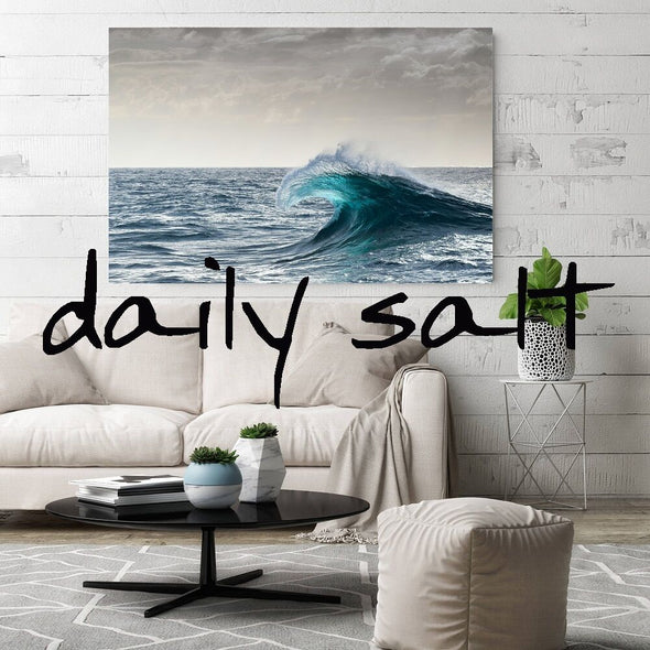 Daily Salt Surf Design Prints - COLOUR RISE