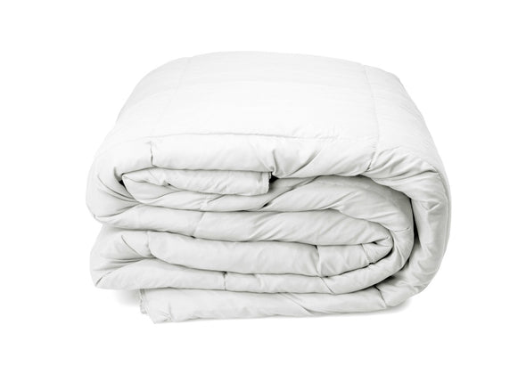 Royal Comfort Duck Down Quilt - Single 233TC Cover 50% Duck Down 50% Duck Feather