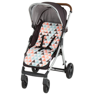 Memory Foam Stroller Liner Triangles