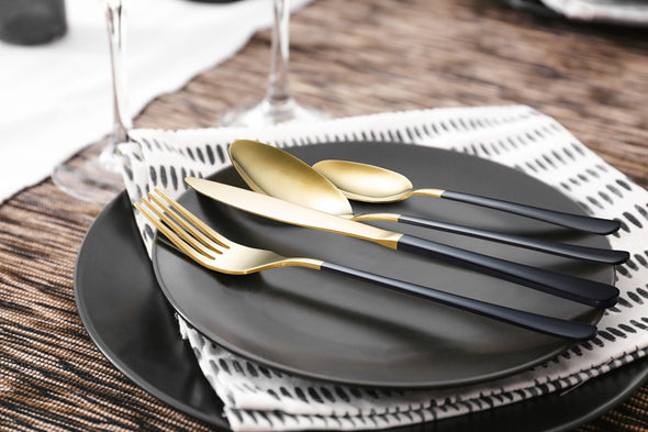 Milano  Stainless Steel Cutlery Set