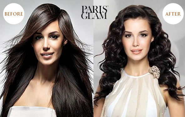 Paris Glam Straight And Curl