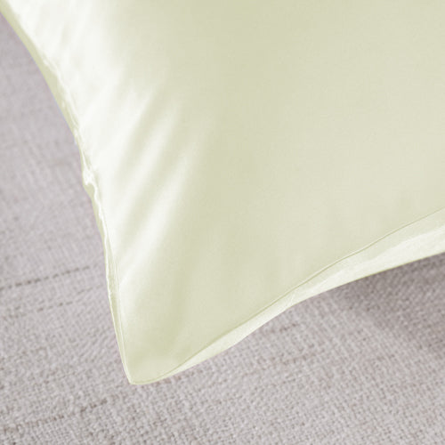 Royal Comfort Mulberry Silk Pillow Case Twin Pack - Ivory