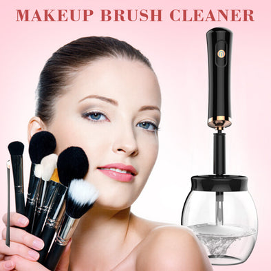 Paris Glam Make-up Brush Cleanser Colour - Black