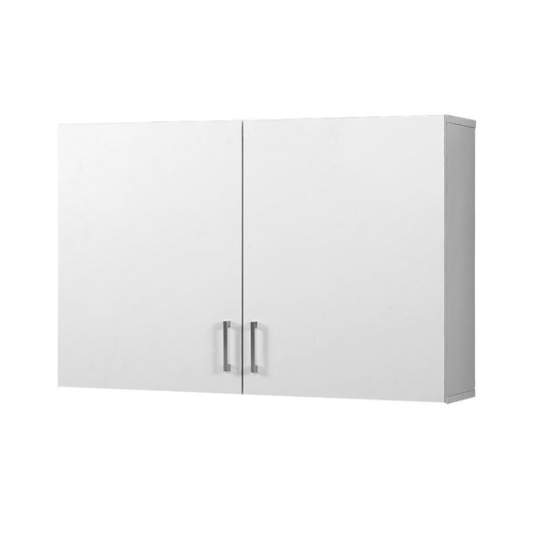 Cefito Wall Cabinet Storage Bathroom Kitchen Bedroom Cupboard Organiser White