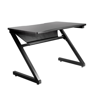 Artiss Gaming Desk Carbon Fiber Style Study Office Computer Laptop Racer Table