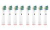 Set of 8 Compatible Toothbrush Replacement Heads