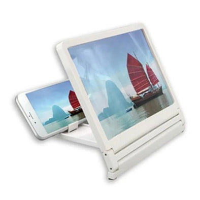 Smartphone Magnifier Screen Bracket