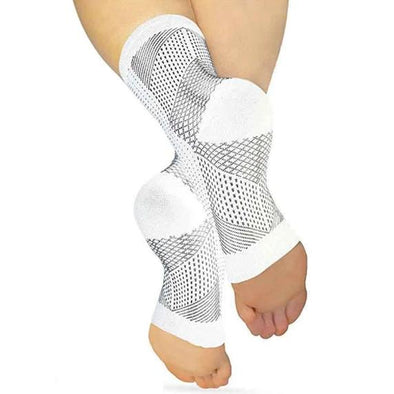 Compression Foot Sleeves with Arch Support