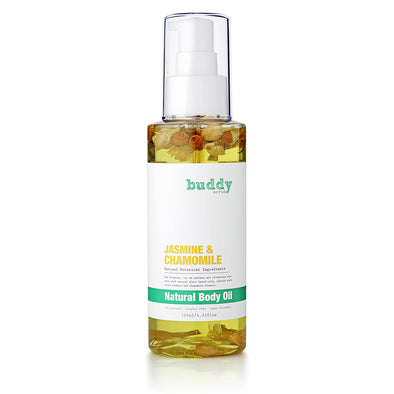 Jasmine & Chamomile Body Oil - 125ml