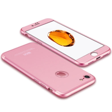Ultra-Slim Shockproof Case for iPhone 7 - Rose Gold