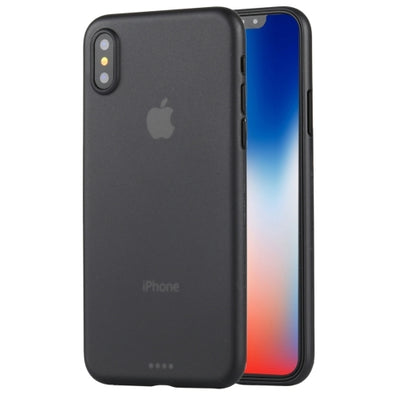 Ultra-Thin Protective Case for iPhone X - Black