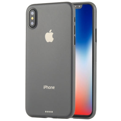 Ultra-Thin Protective Case for iPhone X - Grey