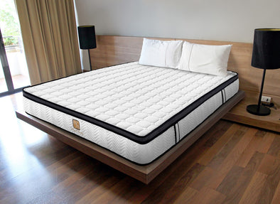 Ergopedic Pocket Spring Mattress-Queen