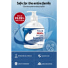 Relifeel Instant Hand Sanitiser Gel Alcohol Sanitizer Quick Dry 500ml No Wash