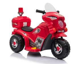 Kids Ride On Motorcycle - Red