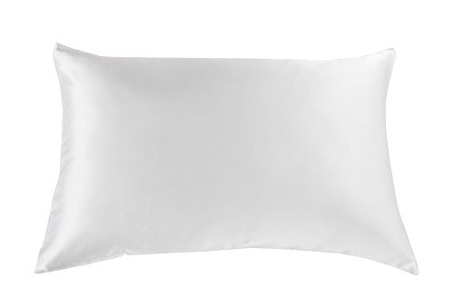 Pure Silk Pillow Case by Royal Comfort-White